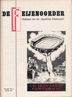 De Feijenoorder Januari 1961
