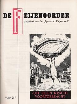 De Feijenoorder Maart 1961