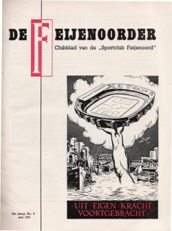 De Feijenoorder Mei 1961