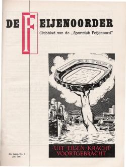 De Feijenoorder Juni 1961