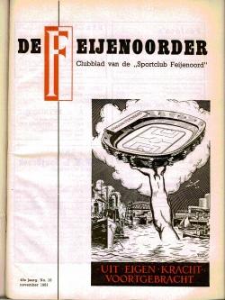 De Feijenoorder Oktober 1961