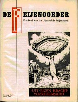 De Feijenoorder Januari 1962