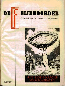 De Feijenoorder Februari 1962