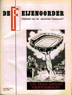 De Feijenoorder Maart 1962