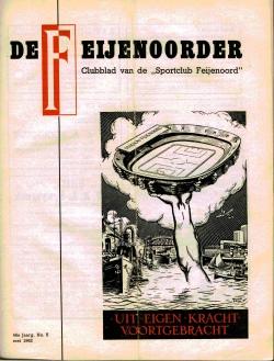 De Feijenoorder Mei 1962