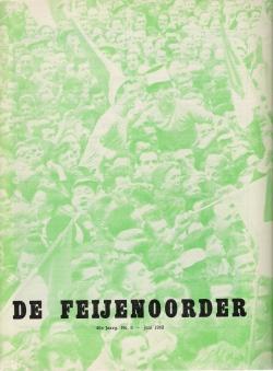 De Feijenoorder Juni 1962