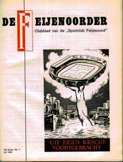 De Feijenoorder Juli 1962