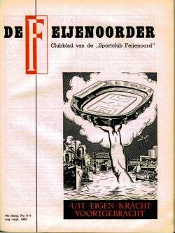 De Feijenoorder Augustus-September 1962