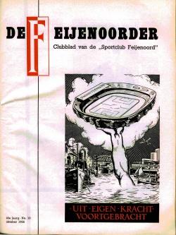 De Feijenoorder Oktober 1962