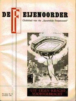 De Feijenoorder November 1962