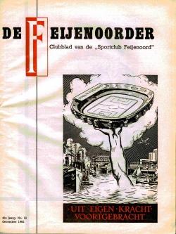 De Feijenoorder December 1962