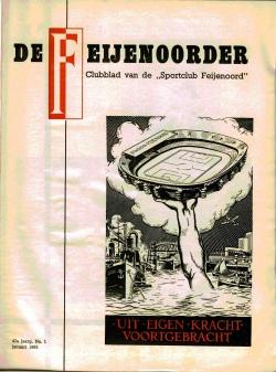 De Feijenoorder Januari 1963