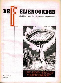 De Feijenoorder Maart 1963