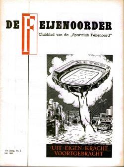 De Feijenoorder Juli 1963