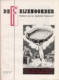 De Feijenoorder Augustus-September 1963