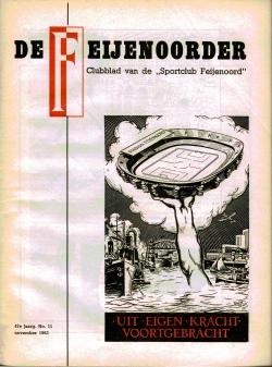 De Feijenoorder November 1963