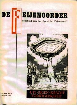 De Feijenoorder December 1963