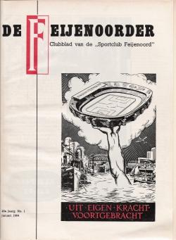 De Feijenoorder Januari 1964