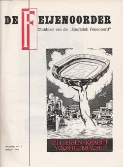 De Feijenoorder Februari 1964