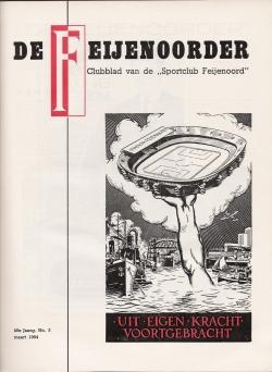 De Feijenoorder Maart 1964