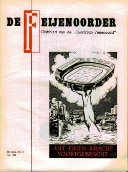 De Feijenoorder Juni 1964