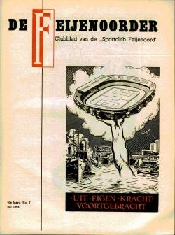 De Feijenoorder Juli 1964