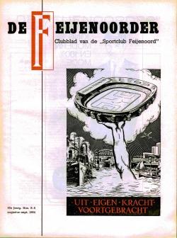 De Feijenoorder Augustus September 1964