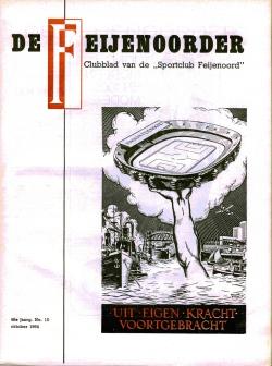 De Feijenoorder Oktober 1964