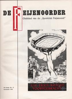 De Feijenoorder December 1964