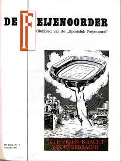 De Feijenoorder Februari 1965