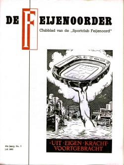 De Feijenoorder Juli 1965