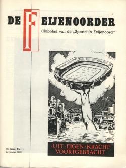 De Feijenoorder November 1965