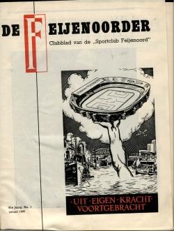 De Feijenoorder Januari 1966