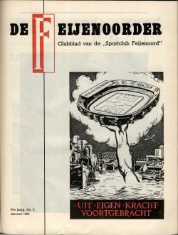 De Feijenoorder Februari 1966