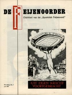 De Feijenoorder Juli 1966