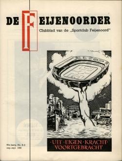 De Feijenoorder Augustus-September 1966