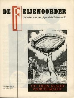 De Feijenoorder November 1966