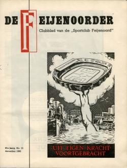 De Feijenoorder December 1966