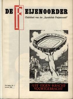 De Feijenoorder Januari 1967