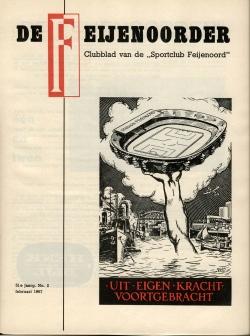 De Feijenoorder Februari 1967