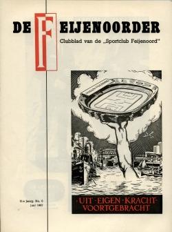 De Feijenoorder Juni 1967