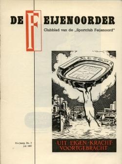 De Feijenoorder Juli 1967