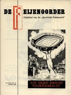 De Feijenoorder Oktober 1967