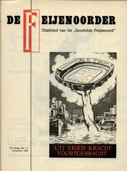 De Feijenoorder November 1967