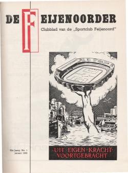 De Feijenoorder Januari 1968