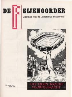 De Feijenoorder Maart 1968
