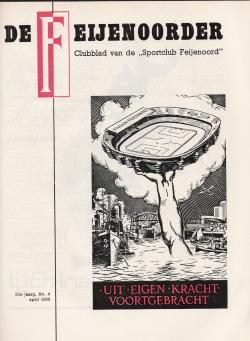 De Feijenoorder April 1968