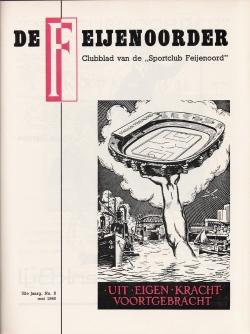 De Feijenoorder Mei 1968