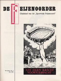 De Feijenoorder Juni 1968