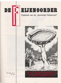 De Feijenoorder Juli 1968